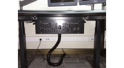 CableCab w/Cable Spine & 10 Outlet Tripplite