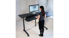 "Motorized 72"" Standing Desk"