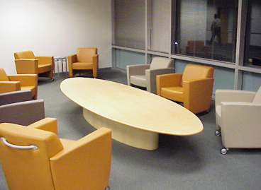 Low-rise Conference Table