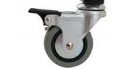 Heavy Duty Locking Casters for XO2 EL Desk