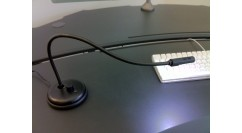 Littlite LED Gooseneck Lamp with Base