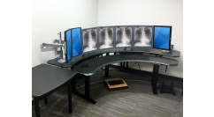 Pro SuperPlus PACS Radiology Table