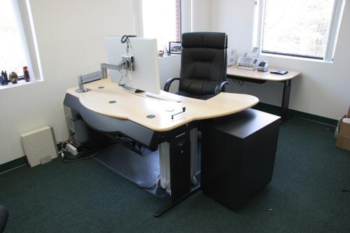 Multi Desk, Maple Top - Click here to view product page